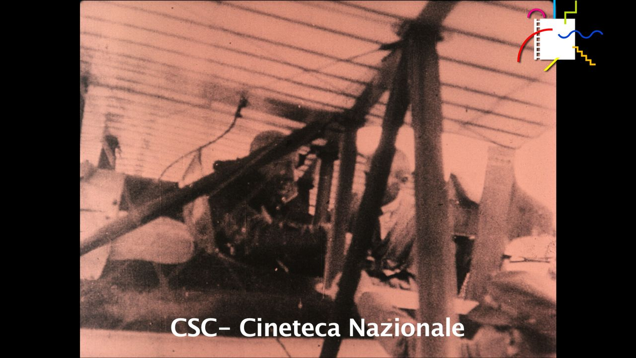Cineteca Nazionale First World War films
