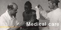 First World Medical care