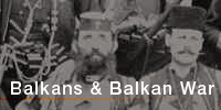 First World War Balkans